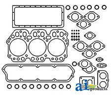 John Deere Parts GASKET SET UPPER RE38848 380,350B,350A,301A (SN 154766  W/ 3.15