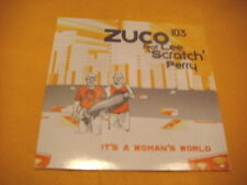 Cardsleeve Single CD ZUCO 103 It's A Woman's World 2TR 2005 bossa nova downtempo