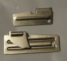 Military Original Issue P51 & P38 GI Can Opener US Shelby Co New Steel