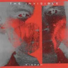 The Invisible - Rispah - BRAND NEW AND SEALED CD