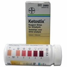 5 x Ketostix Diastix Reagent Test Strips for Urinalysis / Keto