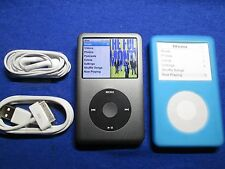 Apple iPod classic 7th Generation Charcoal Grey 120 GB With Bundle (Refurbished)