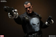 "Sideshow Punisher 1/6 Sixth Scale Figure Marvel MIB 12"" Inch 100212 DOUBLE BOXED"