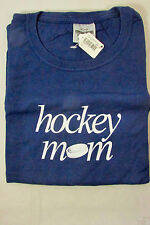 Comfort Color Women Large 100% Cotton  Hockey MOM  $22.99   4615