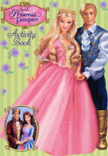 Barbie as the Princess and the Pauper: Activity Book (Barbie)