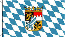 5' x 3' Bavaria Crest Flag Bavarian Beer Fest German Germany Festival Banner