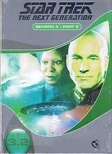 Star Trek Next Generation Season 3.2 NEU OVP Sealed Deutsche Ausgabe