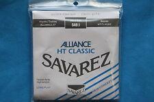 Savarez Alliance HT Classic High Tension Strings, 540J