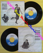 LP 45 7'' PAUL HARDCASTLE Don't waste my time Moonhopper 1986 italy no cd mc*dvd