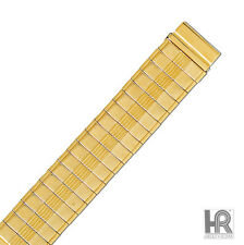 Hadley Roma MB2015Y 14mm Hook End Southwest Expansion Watch Band Snap On Mens