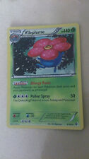Vileplume Pokemon Card HOLO RARE [BOUNDARIES CROSSED]