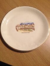"ROYAL OAK KESWICK 8"" Plate By Dunn Bennett & Co Burslem 1950's"
