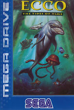 ## Ecco The Dolphin 2: The Tides of Time - SEGA Mega Drive / MD Spiel - TOP ##