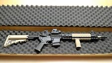 """49.5"""" X 9.75"""" X 3.625"""" Foam Lined Corrugated Rifle Shipping Container Box"""