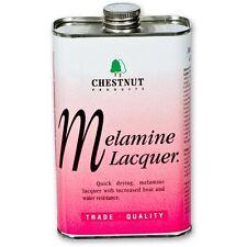 CHESTNUT melamina LACCA 500ML fornisce protezione contro il calore e l'acqua