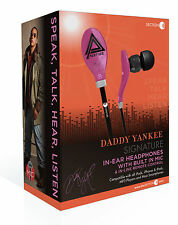 Section8 RBS8513 Daddy Yankee Signature Series In-Ear Headphones