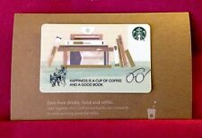"STARBUCKS CARD CORPORATE / CO-BRANDED /  ""EDUCATION GLASSES"". COLLECTABLE"