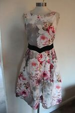Taille 10 superbe prom robe style from coast neuf superbe objet