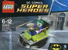 Lego 30303 The Joker Bumper Car Polybag DC Super Heroes (New)