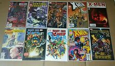 XMEN Comic Lot annual, giant sized X-men (2005) Sentinel Squad XAOA Comics lot