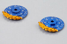 1/10 Aluminum SCALE DISK ROTORS W/ CALIPER For RC Car Truck  Scale Accessories