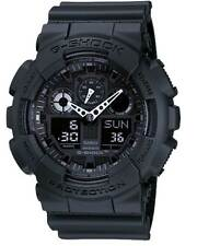 GA100-1A1.G-Shock Mens Watch Authentic Black
