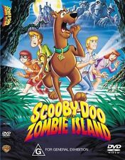 Scooby Doo On Zombie Island (DVD, 2001)
