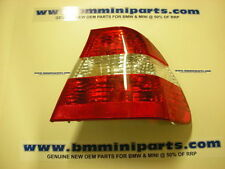 BMW E46 SALOON REAR RIGHT TAIL LIGHT WHITE 63216946536