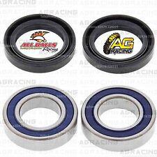All Balls Front Wheel Bearings & Seals Kit For KTM SX 520 2002 02 Motocross