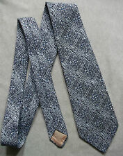 Louis Philippe vintage Wide Tie retrò anni'70 mod Dandy Blu Navy modello digitale