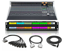 SSL AWS 900 924 Patchbay & Cabling Package (Console Not Included) | Pro Audio LA