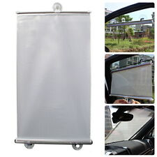 Retractable Car Auto Block Windshield Rear Window Mesh Curtain Sun Shade Visors