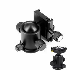 Uk magasin! cameraplus ® caméra trépied ball head ks-0 pour benro manfrotto gitzo plq