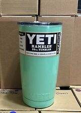 Mint Green Stainless Steel Tumbler Yeti, RTIC 20 Oz. Cup, Free Shipping