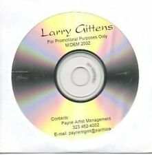 (AH334) Larry Gittens, Stuck In The Middle - DJ CD