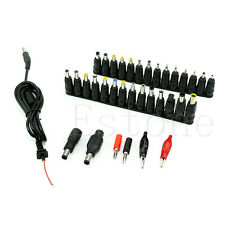 AC DC 34 in 1 Universal Power Charger Adapter Tips for Laptop Notebook PC