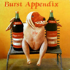 BURST APPENDIX Fly LP (Vinyl/1989)