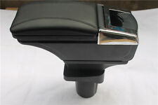Bargain!PU Leather Armrest console box for Chevrolet Aveo 2011 2012 2013 2014