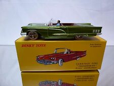 DINKY TOYS ATLAS 555 FORD THUNDERBIRD CABRIOLET - GREEN 1:43 - MINT IN BOX
