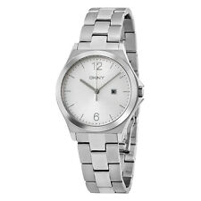DKNY Parsons Silver Dial Ladies Stainless Steel Watch NY2365