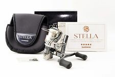 SHIMANO STELLA FW 2500S Double Handle Spinning Reel BOXED Excellent from Japan