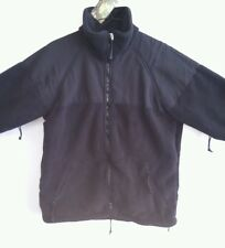 USMC Surplus Black Polartec 300 Fleece Jacket ECWCS Cold Weather Size SMALL