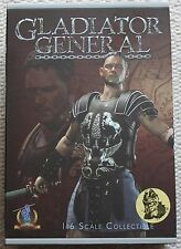 aci gladiator did action figure kaustic knight roman 1/6 12'' box hot toy dragon
