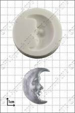 Silicone mould Man in the Moon | Food Use FPC Sugarcraft FREE UK shipping!