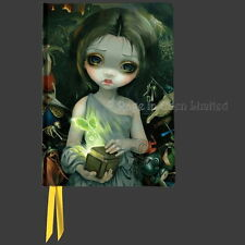 *PANDORA* Strangeling Embossed Hardback Journal Notebook Jasmine Becket-Griffith