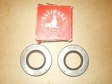 NORS 1939-50 STUDEBAKER CHAMPION REAR WHEEL INNER SEALS