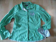 L`ARGENTINA chice Bluse grün Gr. 36 NEUw.   BI516