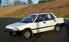 Honda: Civic DX AUTO 75K A NEAT 1 POWER STEERING LIL CRX SISTER