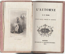 M. FORGAME-L'AUTOMNE ROUE MEGARDS ED. 1864-O196