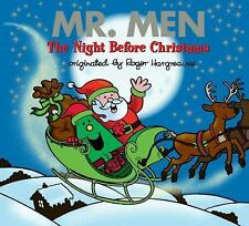 MR MEN ROGER HARGREAVES LITTLE MISS THE NIGHT BEFORE CHRISTMAS BOOK PAPERBACK